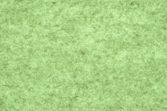 Old green striped kraft paper background Royalty Free Stock Images
