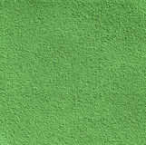 Old green structured wall Stock Image