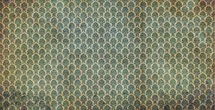Free Old Green Wallpaper Stock Photos - 16718353