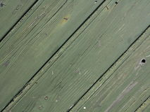 Old green wood background texture. Grungy green background of natural wood plank or wooden old aged texture Stock Photo