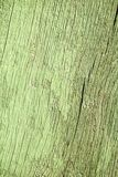 Old green wood background texture Stock Photos