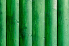 The old green wood texture with natural patterns Royalty Free Stock Image