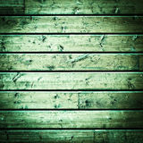 The old green wood texture with natural patterns Stock Image