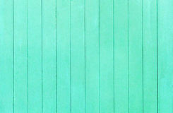 Old green wood wall background Royalty Free Stock Photos