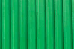 Old green wooden wall. Close up stock photography