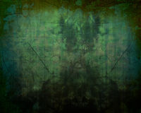Old greenish wall Royalty Free Stock Image