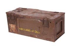 Old Grenade Box Stock Photos