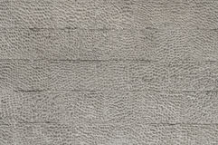 Old grey stone concrete wall background texture Royalty Free Stock Photography
