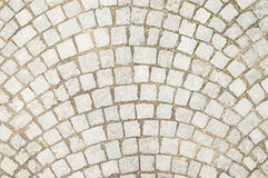 Old grey stone pavement background texture Royalty Free Stock Photo