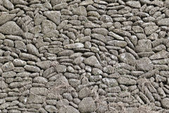 Old gray stone wall background Stock Photos