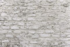 Old grey stone wall background Royalty Free Stock Photography