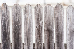 Old grey wood fence Royalty Free Stock Photo