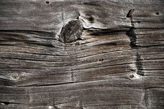 Old grey wood texture Stock Images