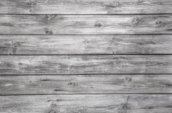 Old grey wooden background - nobody and empty. Stock Photos