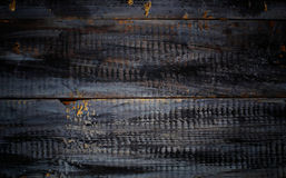 Old grey wooden background Royalty Free Stock Image