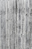 Old grey wooden fence Stock Images
