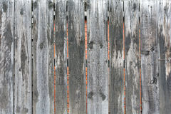 Old grey wooden fence Stock Photos