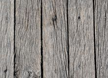 Old  grey wooden texture for background or mockup. Old wood texture close up. Royalty Free Stock Photos