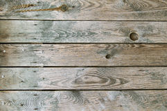Old grey wooden wall background texture Stock Photos