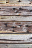 Old grey wooden wall texture Royalty Free Stock Photography