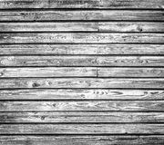 Old grey wooden wall Royalty Free Stock Image
