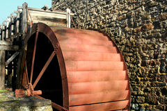 Old grist mill. A historic grist mill image Stock Photography