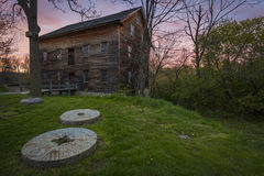 Old Grist Mill. The old grist mill at Balls Falls Conservation in Jordan, Ontario Stock Photography