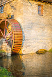 Old Grist Mill. Grist Mill in Lancaster County, PA Stock Image