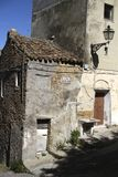 Old Grottammare, marche region,Italy Royalty Free Stock Photography