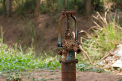 Old Groundwater well Stock Image