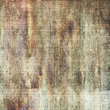 Old Grunge abstract background Stock Photography