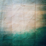 Old grunge background. Old paper and paint Royalty Free Stock Photo
