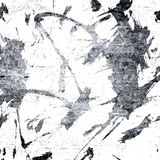 Old grunge background with abstract canvas Royalty Free Stock Photography