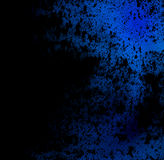 Old grunge background with abstract canvas Royalty Free Stock Photos