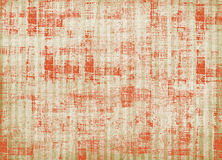 Old grunge background with abstract ornament Royalty Free Stock Photography