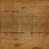 Old grunge background of shabby sackcloth Stock Photography
