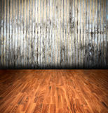 Old grunge background, vintage interior Stock Photography