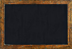 Old grunge blackboard Stock Images