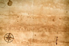 Old grunge blank paper Stock Images