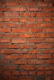 Old grunge brick wall background.  Stock Image