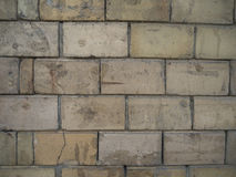 Old grunge brick wall  texture background. Royalty Free Stock Photo