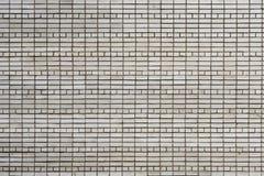 Old grunge brick wall texture. Old gray grunge brick wall textured surface Stock Photos