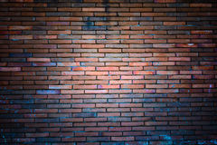 Old,grunge bricks wall background and texture. Royalty Free Stock Image