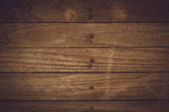 Old grunge brown dark wood texture background. Royalty Free Stock Photos