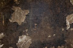 Old grunge cement interior royalty free stock photos