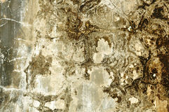 Old grunge cement wall texture abstract & backgrounds Stock Photography