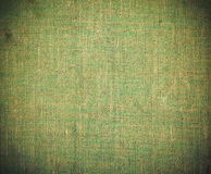 Old grunge cloth texture, old book cover Stock Image