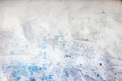 Old grunge concrete wall background or texture.  Stock Photo