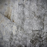 Old grunge  concrete wall Stock Images