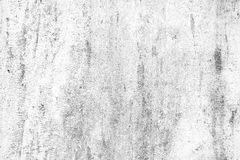 Old grunge cracked white concrete wall Stock Photos